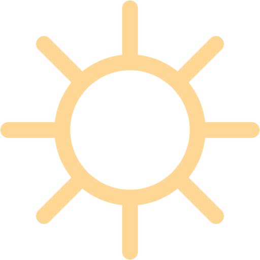 Sun decks icon